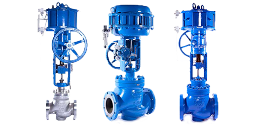 GC Series  Industrial Control Valves